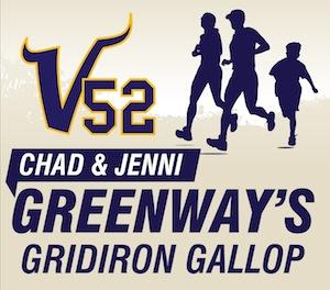 Greenway's Gridiron Gallop